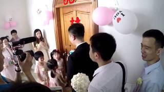 Китайская свадьба.