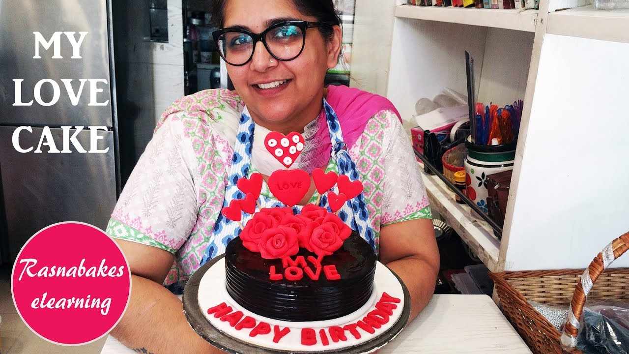 Happy Birthday Wishes To My Husband Or Hubby Cake Ideas Design Decorating Tutorial Youtube