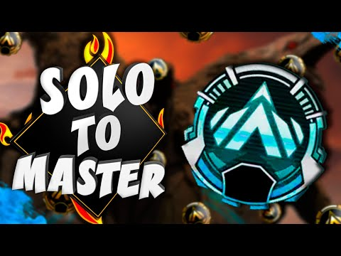 СОЛО ДО МАСТЕРА 6 СЕЗОН | SOLO TO MASTER SEASON 6 APEX LEGENDS | 9impulse NAVI