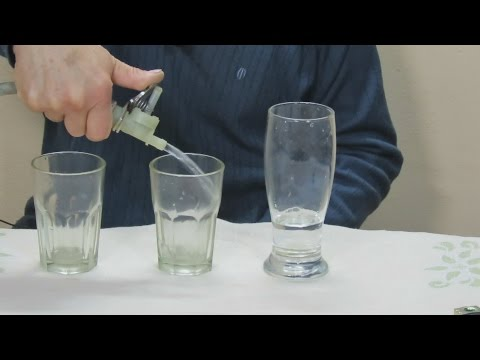 Como  Activar una Electrovalvula sin Energia / How to activate a solenoid valve without Energy