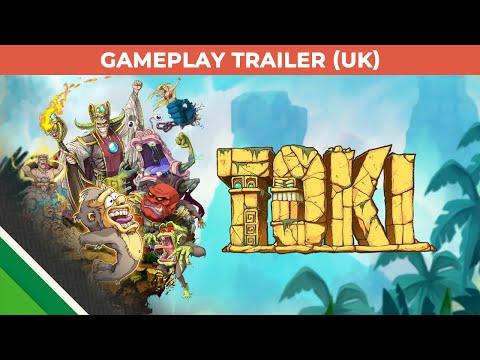 Toki - Gameplay trailer English PEGI