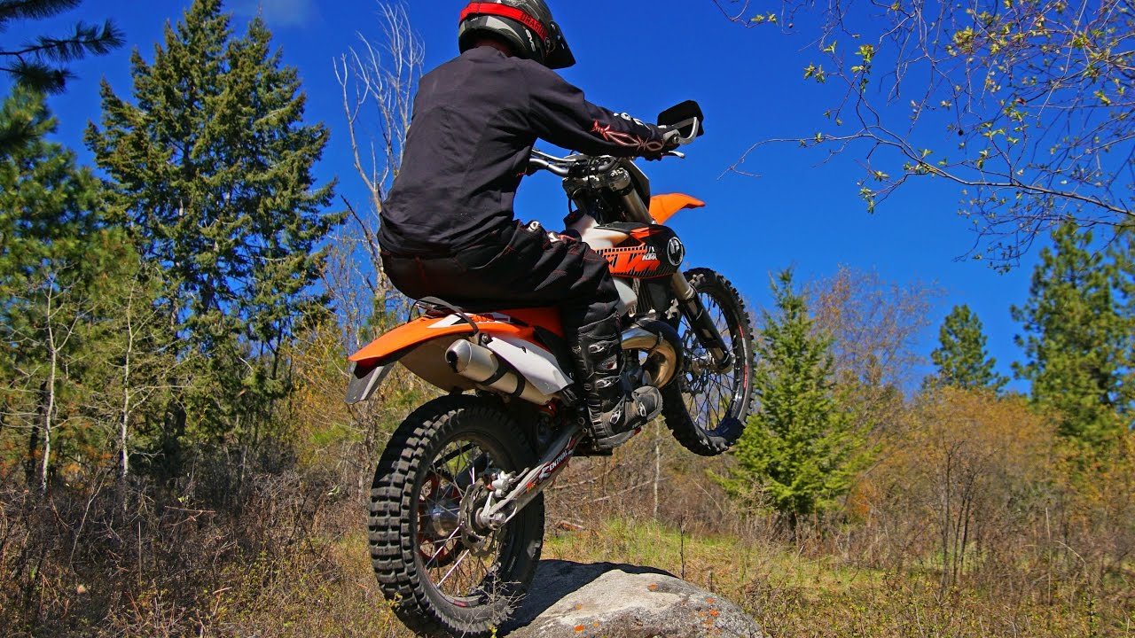 KTM 300 XCW Enduro Fails Year In Review 300 EXC Enduro