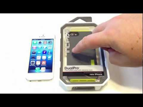 iPhone 5 Incipio DualPro Hard Shell With Silicon Core Case Review