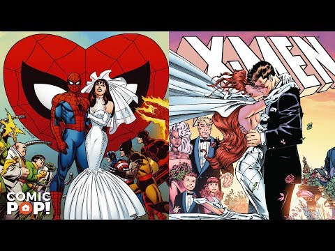 Spider-Man and The X-Men Wedding Specials | Back Issues