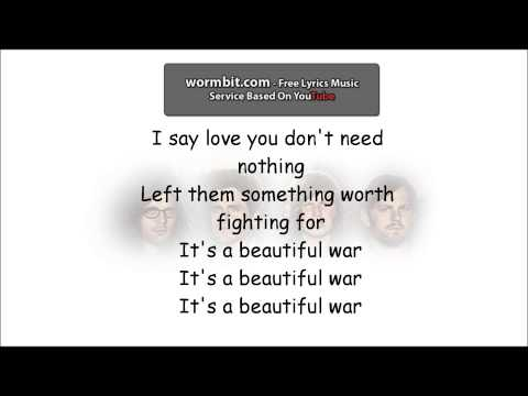 Kings Of Leon - Beautiful War [Lyrics]
