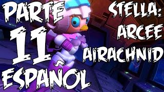 Parte 11 Angry Birds Transformers Español Tutorial Conseguimos a Stella como Arcee y Airachnid