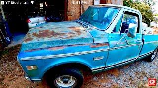 Will this 1970 GMC finally run & drive?