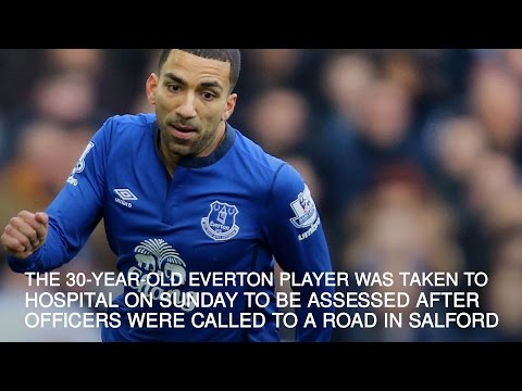 Sporting World Shows Support For Aaron Lennon