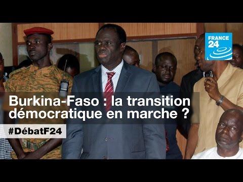 Transition au Burkina Faso : les missions de Michel Kafando - #DébatF24 (Partie 1)