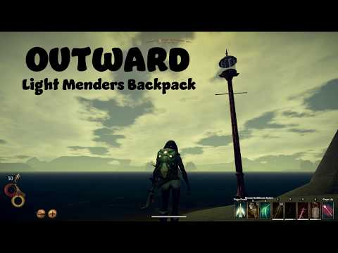 Outward Game - Light Menders Backpack - Hallowed Marsh - Strange Apparitions Quest |