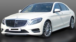 2015 Mercedes-Benz S-Class S500 - Exterior and Interior Walkaround