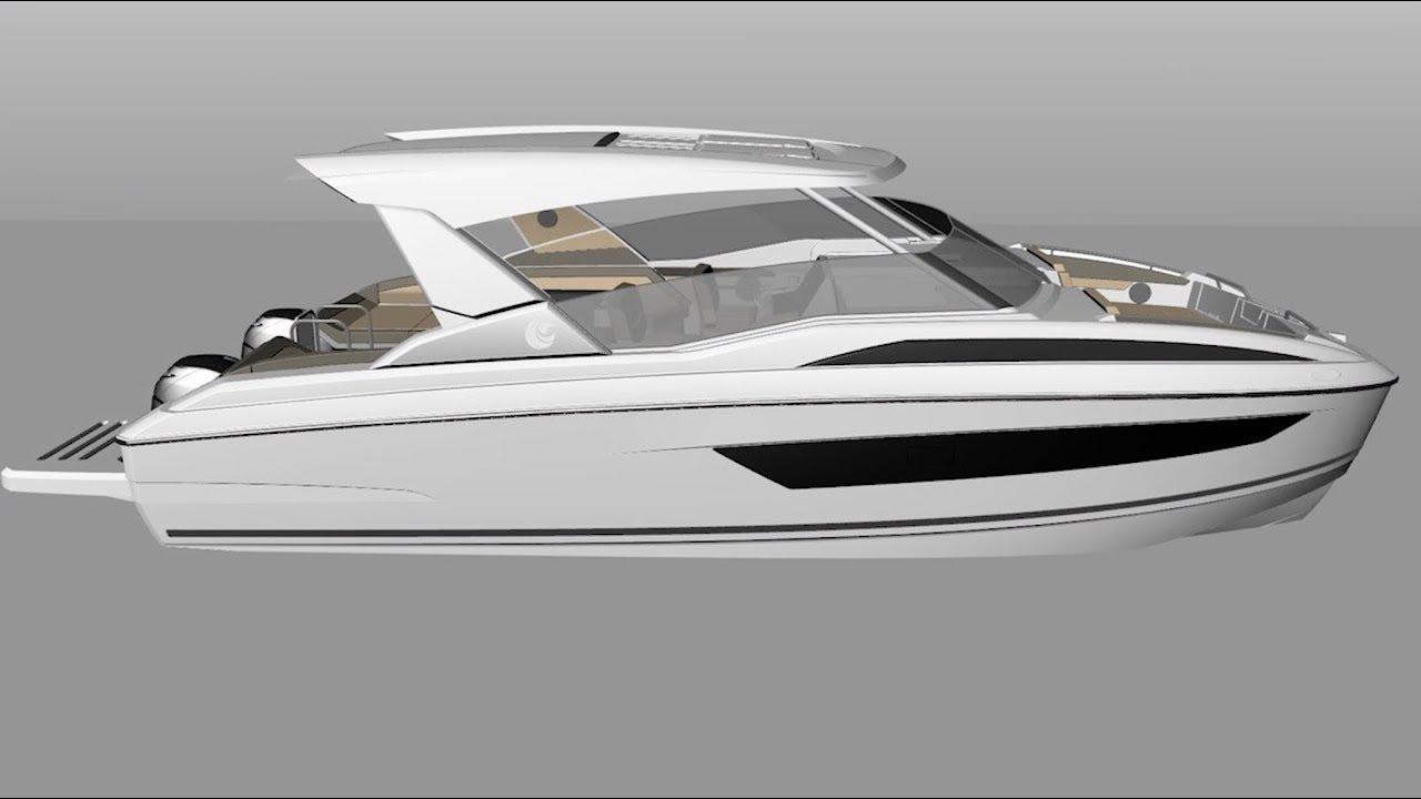 Sneak Peek Aquila 32 Power Catamaran