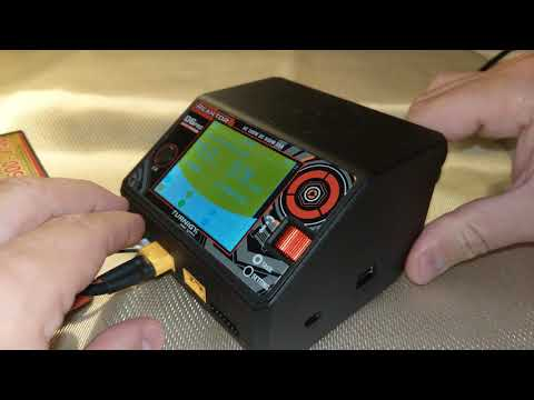 Turnigy Reaktor D6 Pro Duo 2 X 325W AC/DC LiPo Battery Charger Better Than Isdt D2 Or Junsi Icharger
