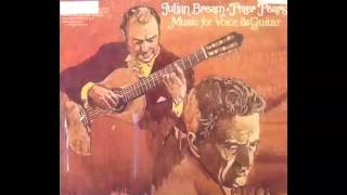 Julian Bream and Peter Pears - My love in her attire (4 of 6)