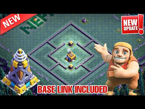 NEW BEST BH8 BASE 2019 W/PROOF (5000+ Trophy) | Builder Hall 8 Anti 2 Star Base - Clash Of Clans