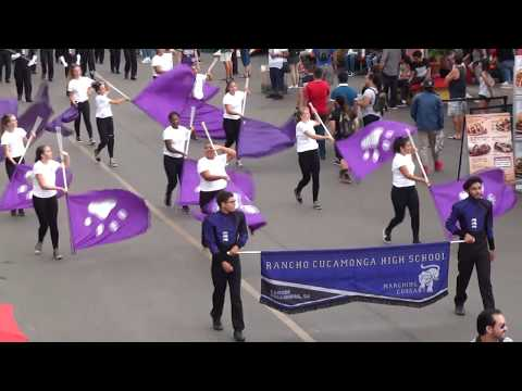 Rancho Cucamonga HS - 2017 LACF Marching Band Competition