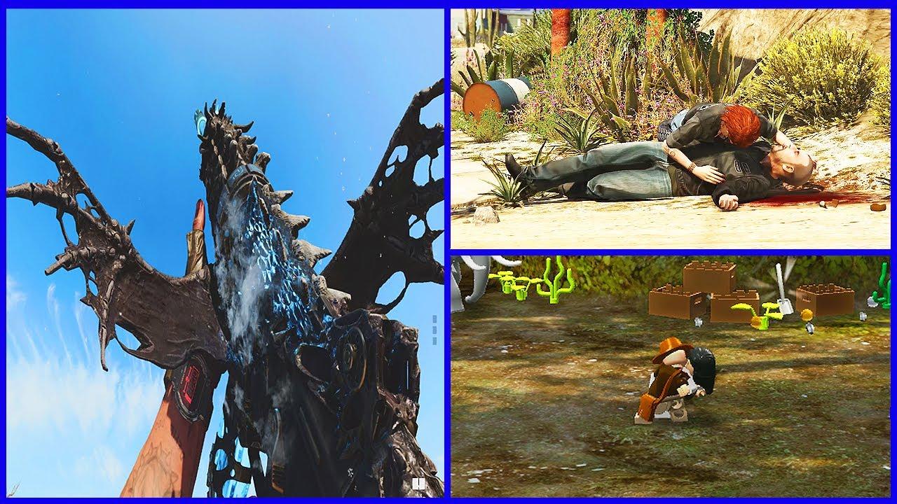Hidden Video Game Details #32 (Batman Arkham Knight, GTA 4, Call Of Duty Black Ops Cold War & More)
