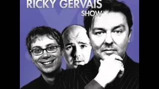 ricky gervais show xfm s1 e9