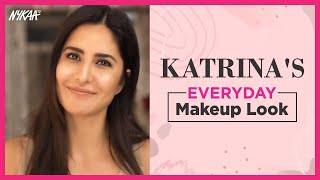 Katrina Kaif's Everyday Makeup Look | The Classic Kay Look | Kay Beauty | Nykaa