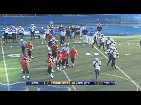 WFA Football - Iowa Xplosion vs. Minnesota Machine