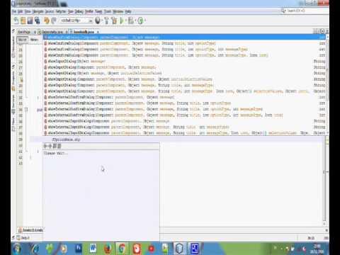 Belajar Membuat Aplikasi Dengan Java