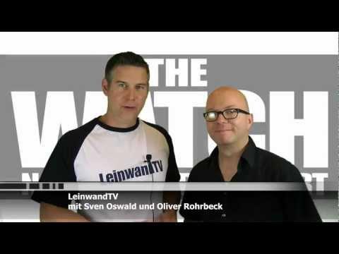 The Watch - Interview mit Oliver Rohrbeck der deutschen Stimme von Ben Stiller