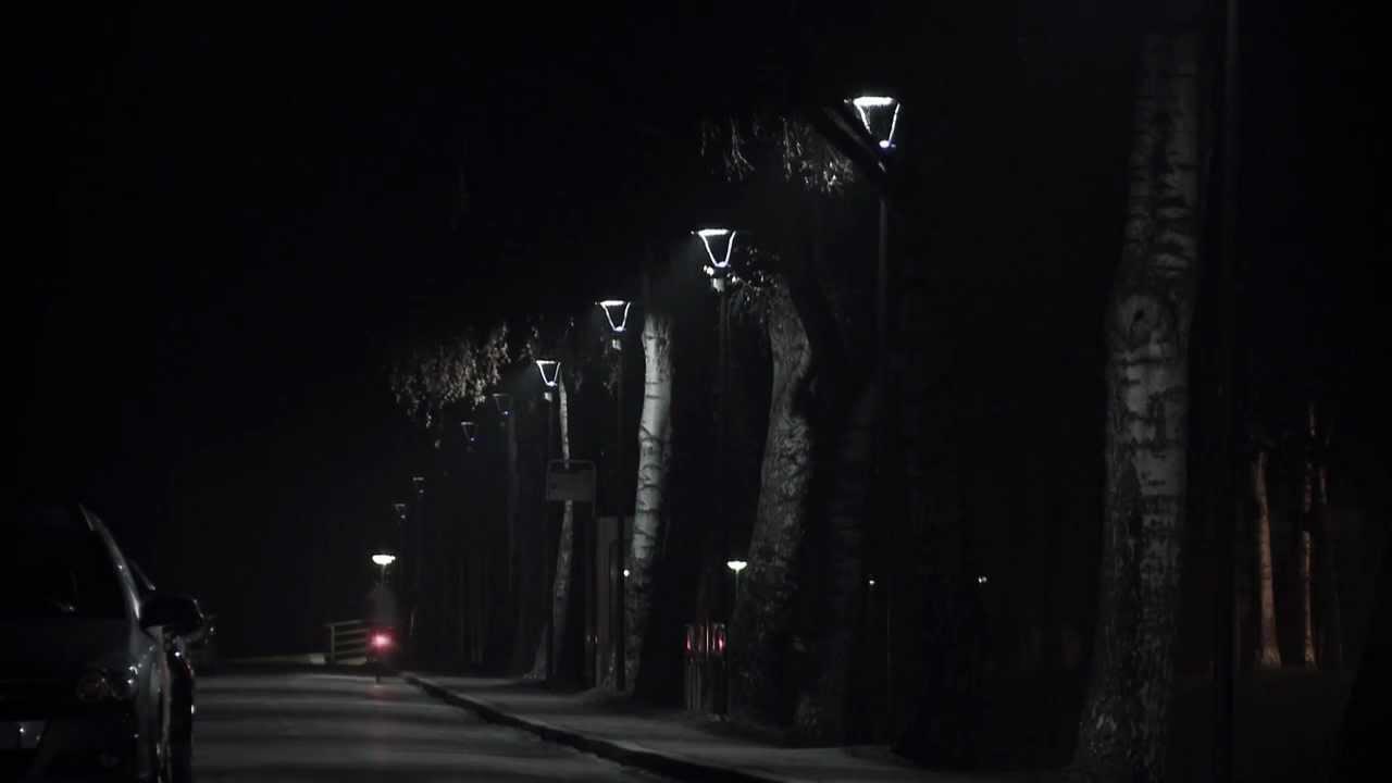 lampadaire yverdon