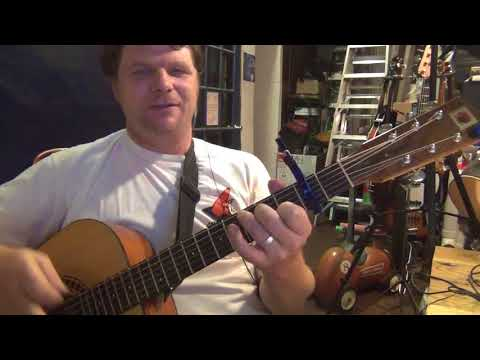 The Middle (Jimmy Eats World) Guitar Chord Chart - Capo 2nd