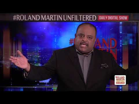 Important PSA From Roland Martin To ALL Potential Democratic Presidential Candidates