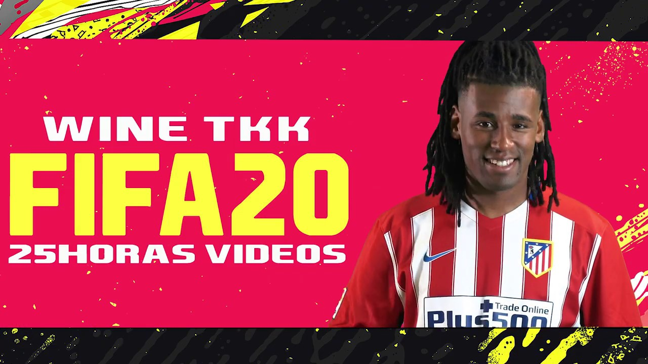 Wine TKK - FIFA 20 (Video Oficial) Prod.X10