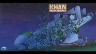 Khan 1972 Space Shanty 2 Stranded
