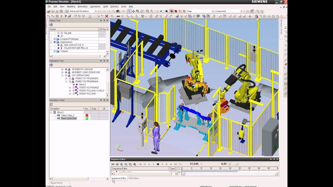 SIMUL8 Simulation Software - visual process simulation modeling
