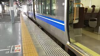 北陸本線(普通列車)車窓 福井→金沢/ 521系 福井749発