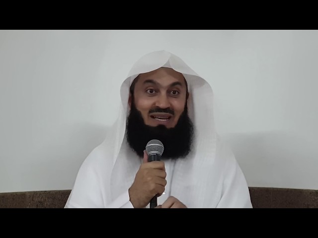 On the Occasion of Marriage - Mufti Menk