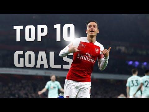 Mesut Özil - Top 10 Goals