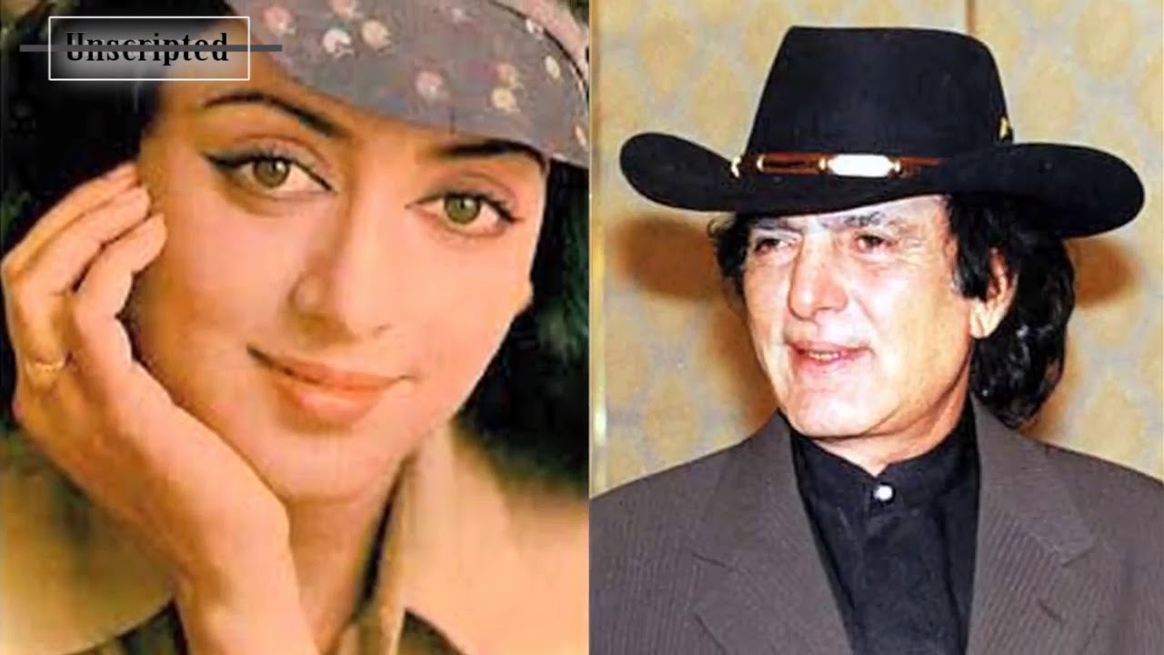 Download Did You Know Feroz Khan Wanted To KISS Hema !!