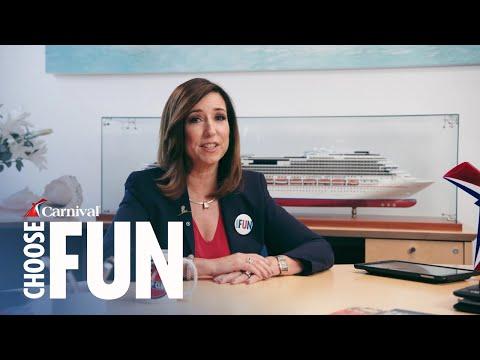 Meet Carnival's New CFO – Shaquille O'Neal | #ChooseFun | Carnival