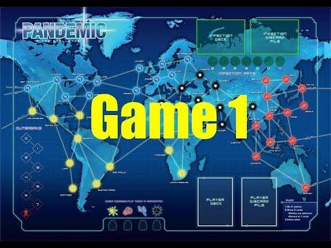 Pandemic: Game 1 |