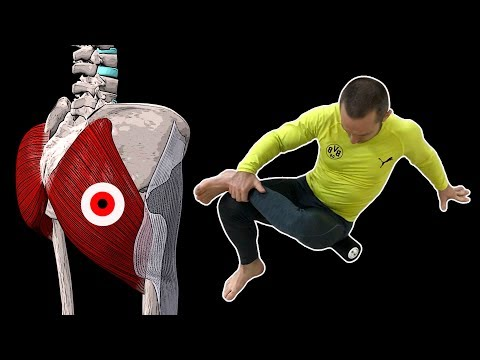 Болит нога ягодица и нога