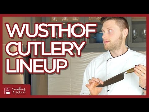 Wusthof Knife Overview – Epicure, Classic, Gourmet, IKON, Pro, Grand Prix – Types of Wusthof Knives