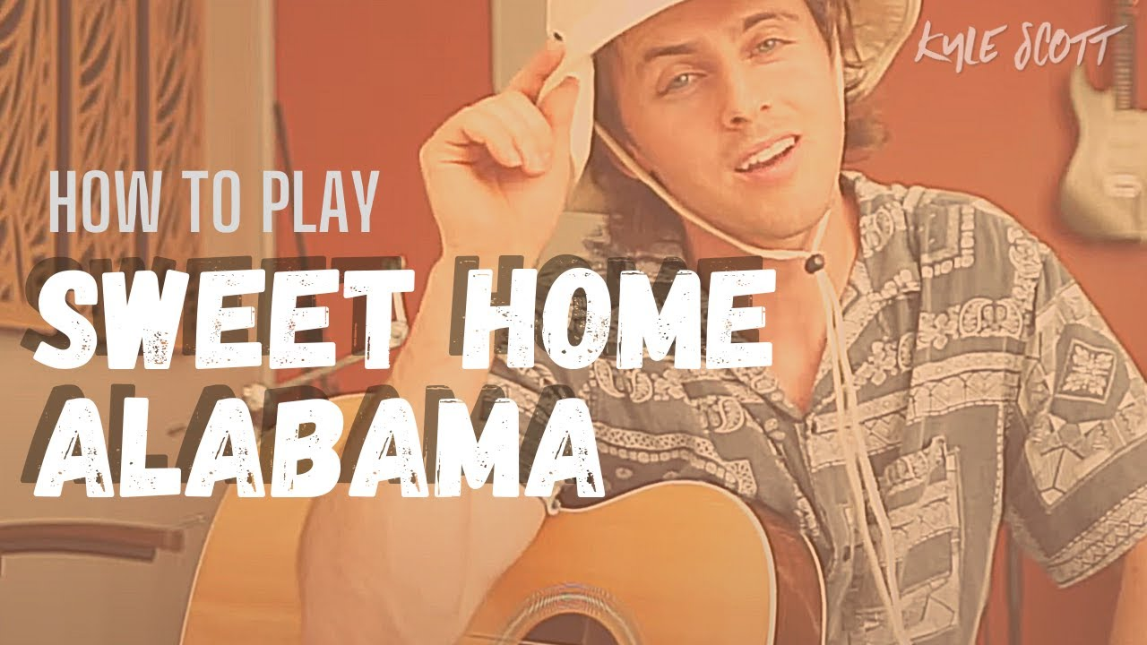 Today we'll look at the main solo from 'sweet home alabama' by lynyrd skynyrd.tuning: Sweet Home Alabama Guitar Tutorial Beginner Or Advanced Youtube