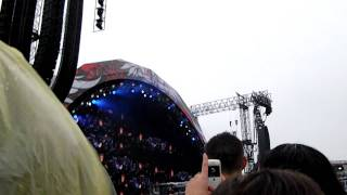 Bon Jovi- It's My Life (Live at Manchester Old Trafford Cricket ground june 2011)