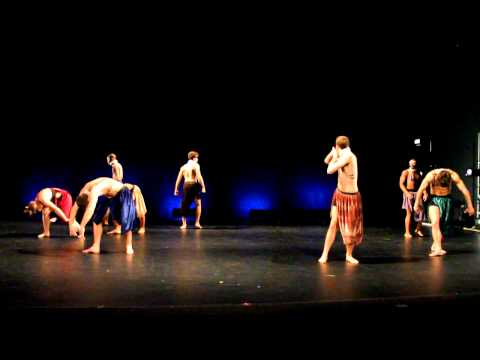 Dance performance - Platform Theatre 2012