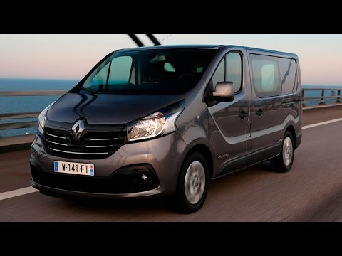proovis it renault trafic youtube. Black Bedroom Furniture Sets. Home Design Ideas