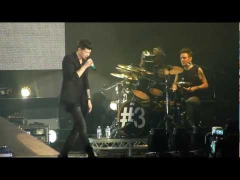 The Script - Glasgow 2013 - If You Ever Come Back Live