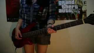 This is my very first bass cover so expect a lot of mistakes since I really get nervous especially when playing in front of the camera. lol. The Audio and video may ...