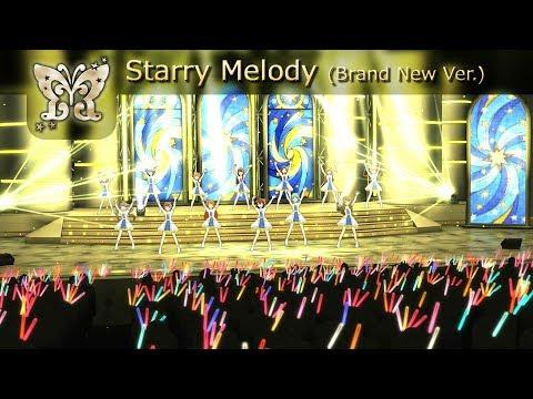 【ミリシタ4K 13人MV】👗 Starry Melody (Brand New Ver.)