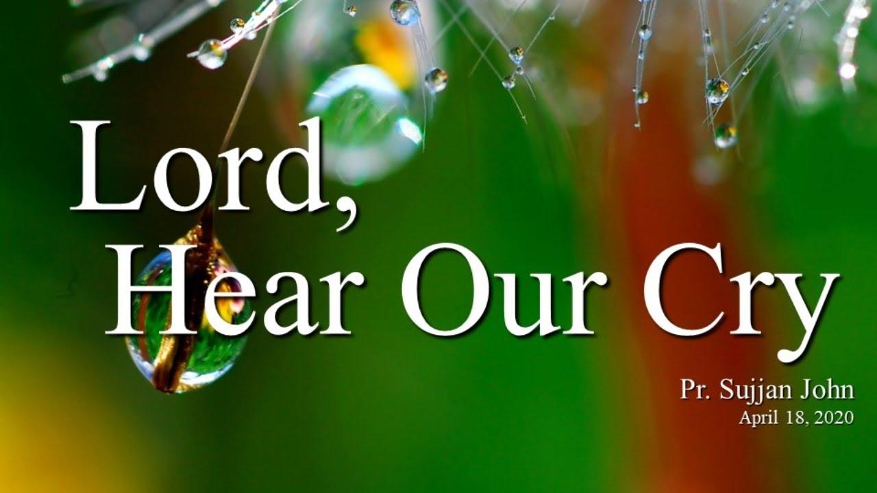 Worship Service - April 18, 2020