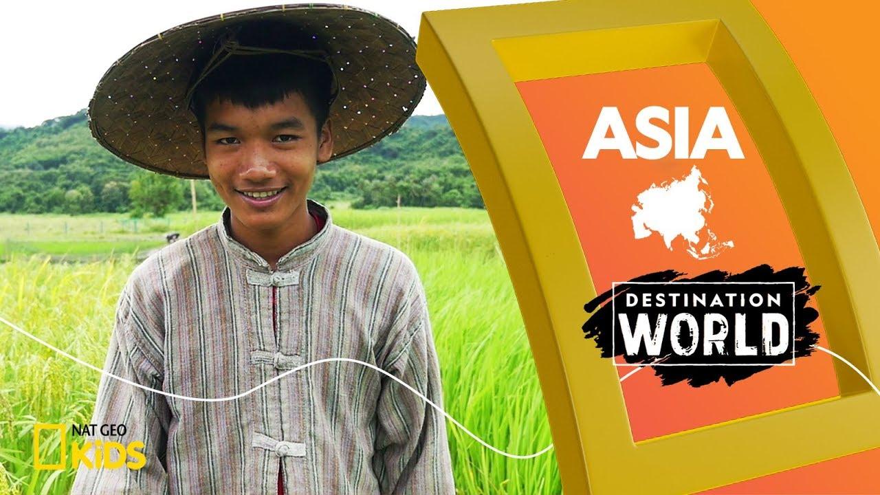 Asia | Destination World