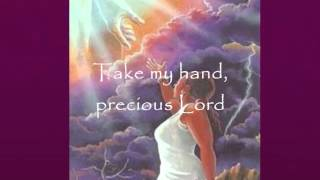 Precious Lord Take My Hand / Just A Closer Walk With Thee - Selah (lyric video)